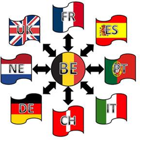 soci t de d m nagement international depuis la belgique vers pays d 39 europe. Black Bedroom Furniture Sets. Home Design Ideas