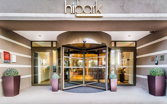 Hipark Design Suites Marseille 3***