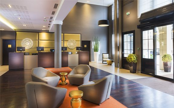 Hipark Design Suites Serris Val d'Europe 3***