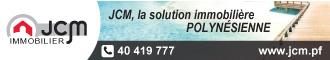 JCM Agence immobili�re Tahiti