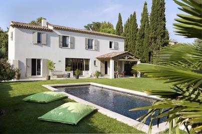Maison individuelle vaucluse avec mas provence for Constructeur maison vaucluse
