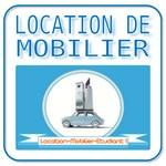 Location de mobilier pour etudiant, location appartement vide