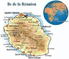 Ile de La Reunion Océan Indien