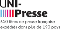 uni-presse permet de s'abonner à plus de 650 titres de la presse française sur son site destiné au grand public www.uni-presse.fr.